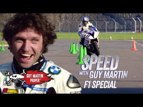 Guy's bike VS