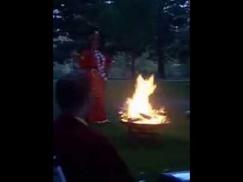 Charya Nritya: Vajrayogini Fire Puja Dance Offering