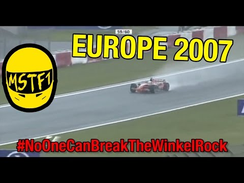 2007 European Grand Prix – Mystery Science Theater F1