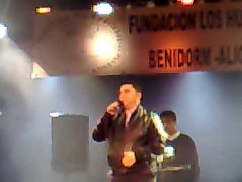 live nicolae guta benidorm concert