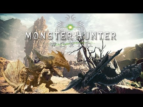 [MHW] Monster Hunter SOS World! Diablos e Black Diablos! thumbnail