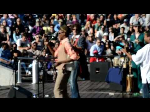 Hot Water - LIVE V&A Waterfront, Cape Town South Africa