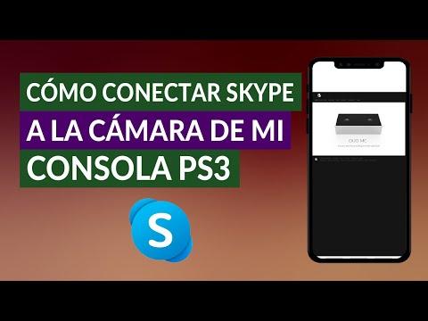 Cómo Conectar Skype a la Cámara de mi Consola PS3 - Fácil y Rápido