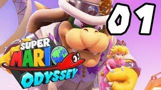 Super Mario Odyssey - 01