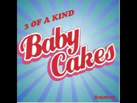 Three Of A Kind Baby Cakes.