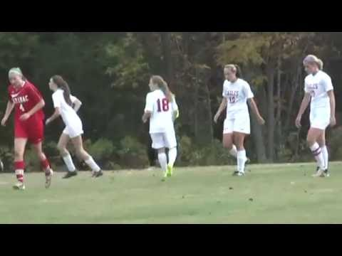 Beekmantown - Saranac Girls  10-15-14