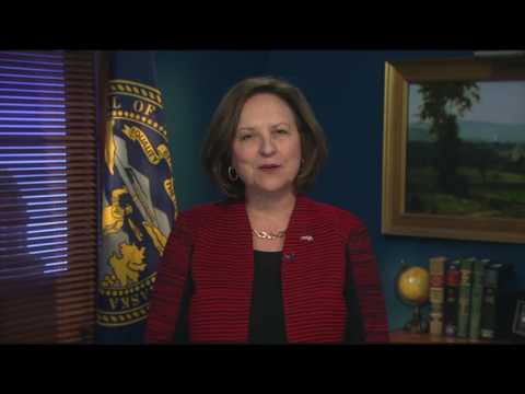 1/14/17 - Sen. Deb Fischer (R-NE) Delivers Weekly Republican Address on Obamacare