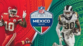 Kansas City Chiefs vs Los Angeles Rams Game Could be Moved From Mexico City to LA over Field Issues
