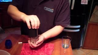 magie acqua sospesa giochi di magia