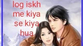 log ishq me  mp3 song.. romantic whatsapp status from tere naam