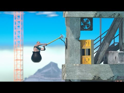 I HATE THIS GAME! | Getting Over It w/ Bennett Foddy | Fan Choice Friday