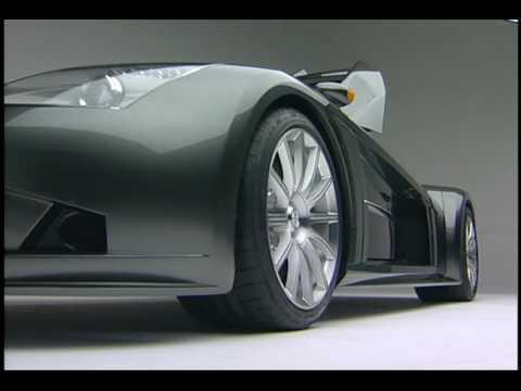 Chrysler Me Four Twelve Concept Vehicle 2004 Youtube