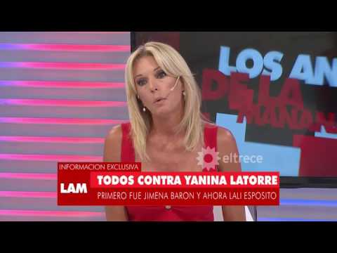 Yanina Latorre confesó que estuvo presa a los 19 años y admitió que hizo cosas nefastas