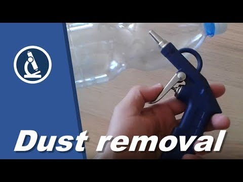 🔬 007 - How to make a dust remover