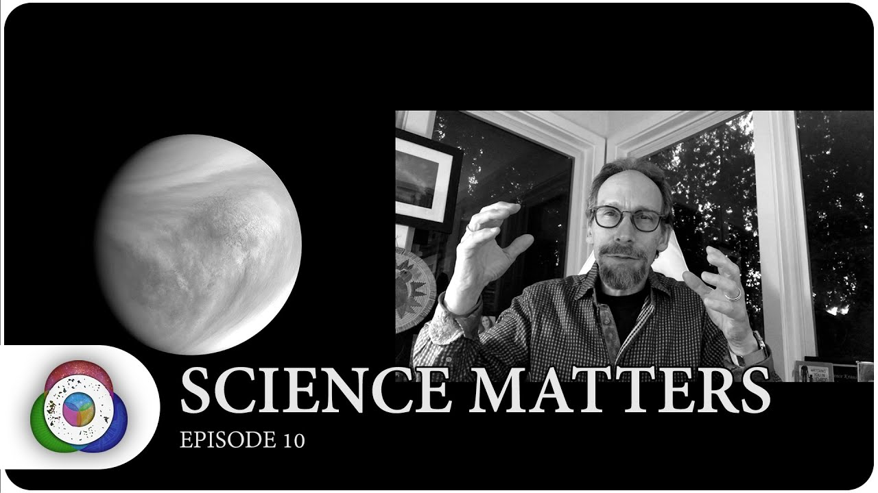 Science Matters with Lawrence Krauss, episode 9: Three Impossible Observations