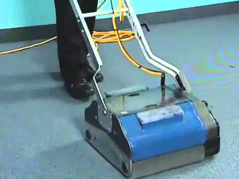 Video User's Manual for Cleaning Equipment (DP 420)