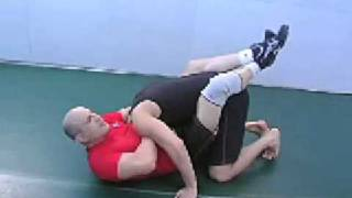 Brazilian Jiu Jitsu Black Belt - Mixed Martial Arts - Guillotine Choke from Guard