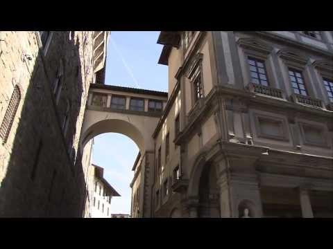 Secret Passages of the Vasari Corridor