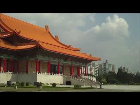 General Chiang Kai-Shek Memorial, Taiwan