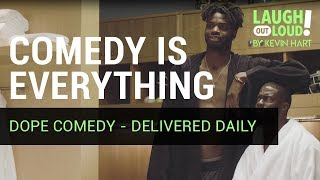 Comedy is Everything | Kevin Hart | LOL Network thumbnail