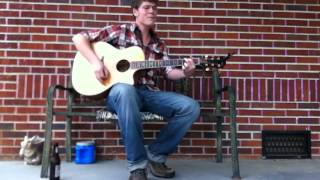 Forever and Ever Amen acoustic cover