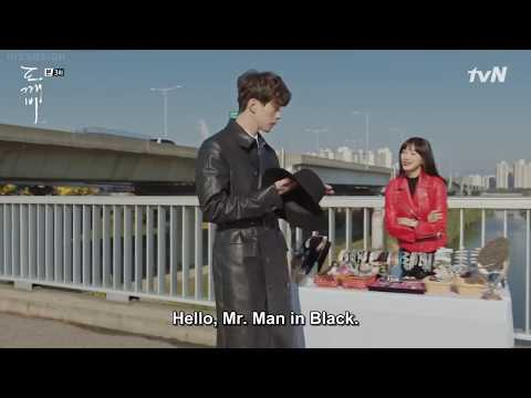 Goblin - Grim Reaper meets sunny for the first time
