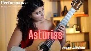 Asturias by Isaac Albéniz | Gohar Vardanyan