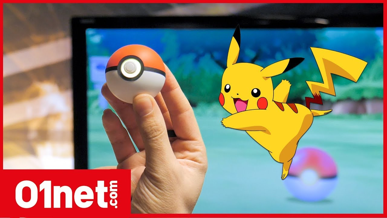Test Poké Ball Plus : un super compagnon de jeu