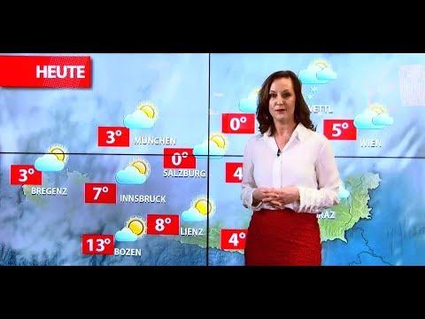 Aktuelle Wetterprognose für Mittwoch (16.01.2019)