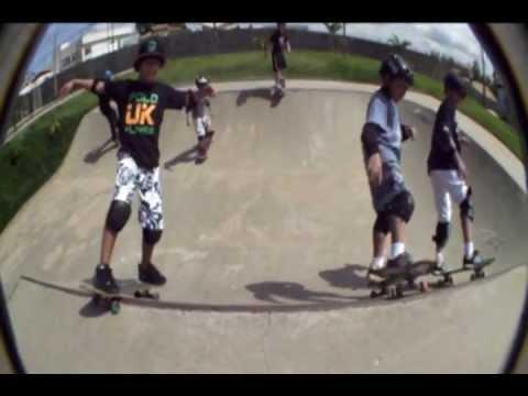 Escola de skate - Solar de Brasília