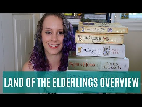 Realm Of The Elderlings By Robin Hobb | Overview & Where To Start