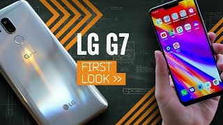 lG G7 Review Part 1: ThinQing Out Loud