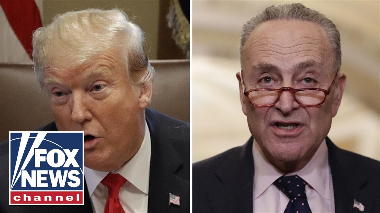 Trump, Schumer trade jabs in lead-up to State of the Union