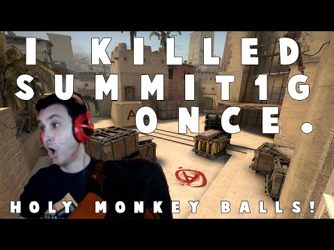 I managed to kill summit on ESEA. Made a video about it