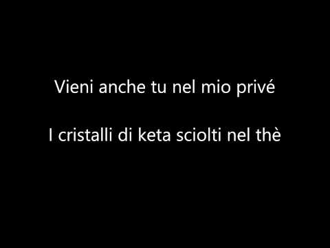 Andrea Diprè - Nel mio privè Feat. Sara Tommasi (Audio+LYRICS)