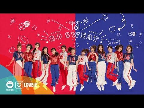 Sweat16! - วิ่ง [Official lyrics video]
