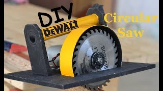 How to make a Circular Saw under 5$