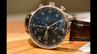 Review: IWC Portugieser Chronograph IW371491