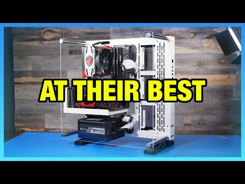 Thermaltake At Their Best: Core P3 Case Review