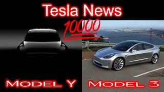 Tesla News. Model 3 & Model Y!