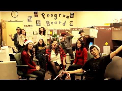Program Board Holiday Music Video