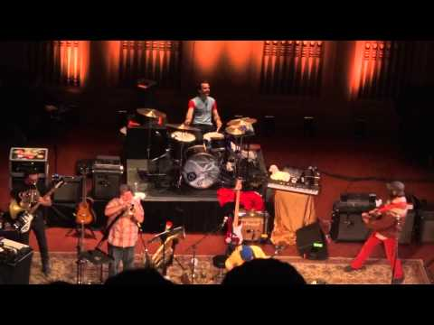 Neutral Milk Hotel - The King of Carrot Flowers Pt. 1 - 3 - 3.26.14 - Carnegie Hall - Pittsburgh