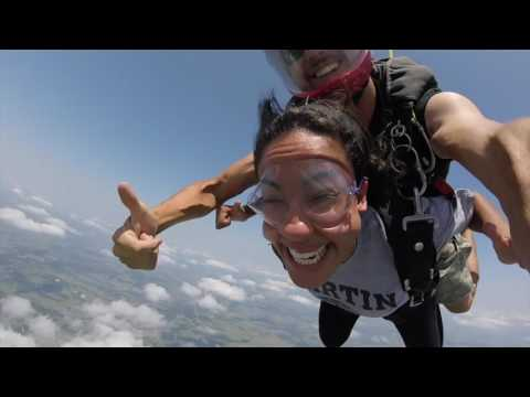 Tandem Skydive | Jalie from Fort Worth, TX