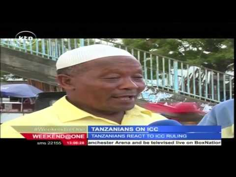 What Tanzanians say about ICC following ruling on Kenya's DP William Ruto case