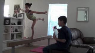 Bratayley Invitational Gymnastics Competition (WK 36.2)