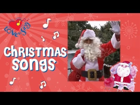 Santa He Has a Red Red Coat | Kids Christmas Song | Children Love