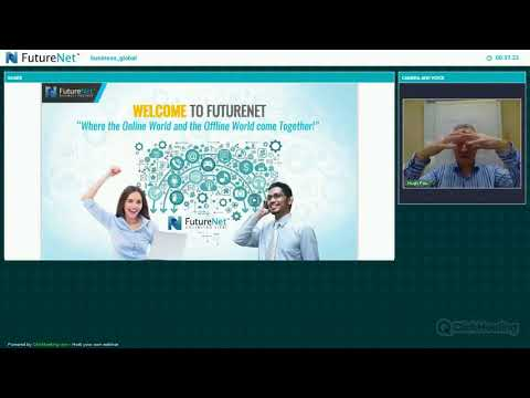 Futurenet Future AdPro Futuro Coin complete advertising cryptocurrency SM presentation #ItsTheJD