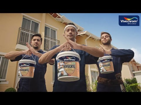Vivechrom - Vivecryl, η ασπίδα του σπιτιού σας - TVC