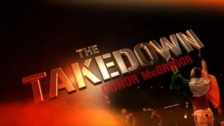 The Takedown: Conor McGregor