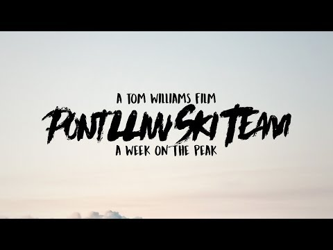 The Pontlliw Ski Team: A Week on the Peak - Andorra Skiing Documentary